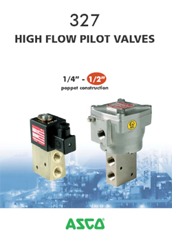 Asco-327-High-Flow-Pilot-Valves