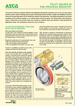 Asco-Joucomatic-Pilot-Valves-in-the-Process-Industry
