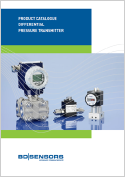 BD|SENSORS Product catalogue Differential Pressure Transmitter | H&H Measurement