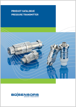 BD|SENSORS Product catalogue Pressure Transmitter  | H&H Measurement