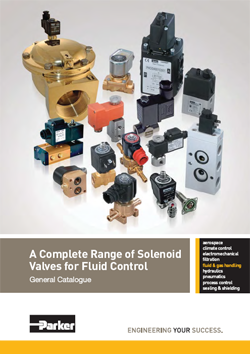 Parker-Solanoid-Valves-general-catalogue