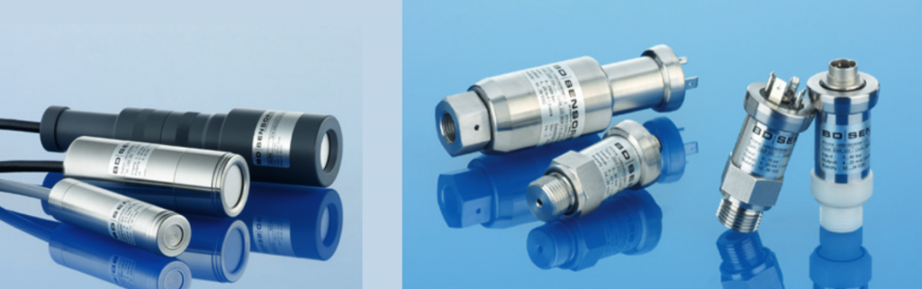 BD|SENSORS products - H&H Level