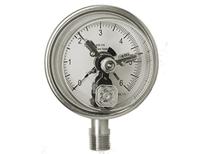 Badotherm Contact Pressure Gauges