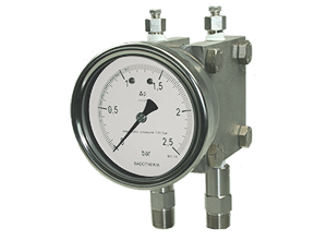 Badotherm Differential Pressure Gauges