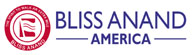 Bliss Anand America logo | H&H Level